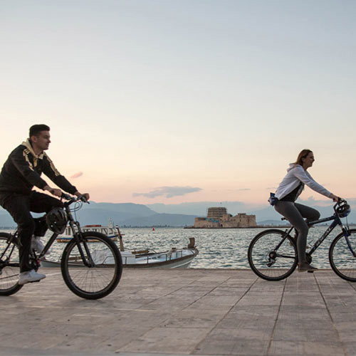 Activities in Nafplion